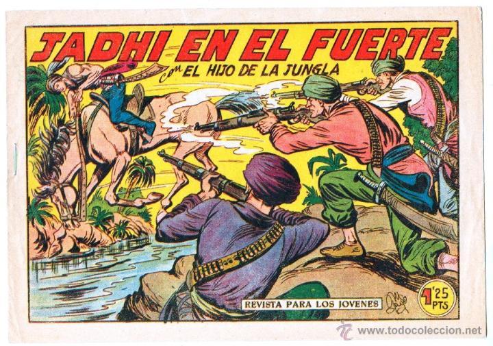 EL HIJO DE LA JUNGLA ORIGINALES NºS - 7,15,19,20,27,30,33 - MAGNÍFICO ESTADO, VER IMAGENES (Tebeos y Comics - Valenciana - Hijo de la Jungla)