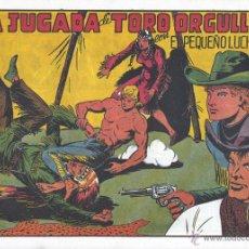 Tebeos: EL PEQUEÑO LUCHADOR Nº36. MANUEL GAGO, AUTOR DE EL GUERRERO DEL ANTIFAZ, PURK. ESPADACHÍN. REEDICIÓN. Lote 54729686