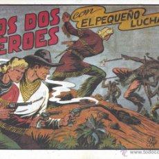 Tebeos: EL PEQUEÑO LUCHADOR 37. DE GAGO, AUTOR DE EL ESPADACHÍN ENMASCARADO, EL GUERRERO DEL ANTIFAZ, PURK. . Lote 54729776