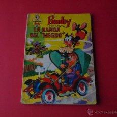 Tebeos: PUMBY PRESENTA LA BANDA DEL NEGRO - LIBROS ILUSTRADOS PUMBY Nº 40 - VALENCIANA 1971 - J. SANCHÍS. Lote 54749683