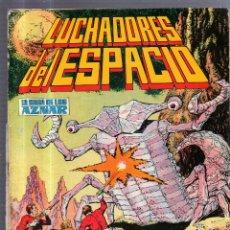Tebeos: TEBEO LUCHADORES DEL ESPACIO. Nº 82. LA SAGA DE LOS AZNAR. Lote 54757098