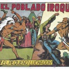 Tebeos: EL PEQUEÑO LUCHADOR 48. DE GAGO, AUTOR DE EL ESPADACHÍN ENMASCARADO, EL GUERRERO DEL ANTIFAZ, PURK. . Lote 54811063