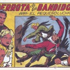 Tebeos: EL PEQUEÑO LUCHADOR 70. DE GAGO, AUTOR DE EL ESPADACHÍN ENMASCARADO, EL GUERRERO DEL ANTIFAZ, PURK. . Lote 54833686