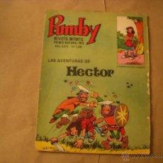Tebeos: PUMBY Nº 1185, EDITORIAL VALENCIANA. Lote 54848454