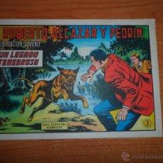 Tebeos: ROBERTO ALCAZAR N º 1022 EDITORIAL VALENCIANA ORIGINAL . Lote 54851619