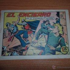 Tebeos: EL GUERRERO DEL ANTIFAZ Nº 140 EDITORIAL VALENCIANA ORIGINAL . Lote 54851710