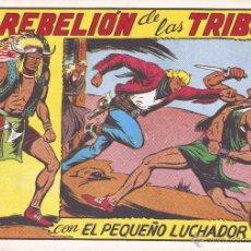 Tebeos: EL PEQUEÑO LUCHADOR 74. DE GAGO, AUTOR DE EL ESPADACHÍN ENMASCARADO, EL GUERRERO DEL ANTIFAZ, PURK. . Lote 54882316