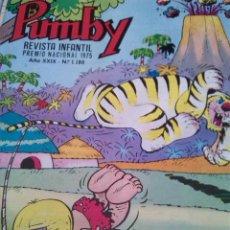 Tebeos: PUMBY Nº 1180 AÑO 1975. Lote 54891740