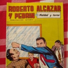 Tebeos: COMIC ROBERTO ALCAZAR Y PEDRIN 2A EPOCA AÑO 1977 EDIVAL NUMERO 279. Lote 54895783