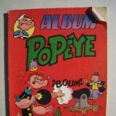 Tebeos: ALBUM POPEYE Nº 7 - EDITORA VALENCIANA 1980.. Lote 54916775