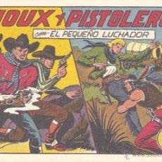 Tebeos: PEQUEÑO LUCHADOR 107. DE GAGO, AUTOR DE EL ESPADACHÍN ENMASCARADO, EL GUERRERO DEL ANTIFAZ, PURK. . Lote 54934732