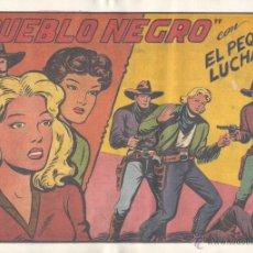 Tebeos: PEQUEÑO LUCHADOR 109. DE GAGO, AUTOR DE EL ESPADACHÍN ENMASCARADO, EL GUERRERO DEL ANTIFAZ, PURK. . Lote 54934803