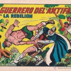 Tebeos: EL GUERRERO DEL ANTIFAZ. Nº 652. Lote 54952740