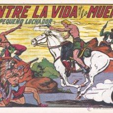 Tebeos: PEQUEÑO LUCHADOR 135. DE GAGO, AUTOR DE EL ESPADACHÍN ENMASCARADO, EL GUERRERO DEL ANTIFAZ, PURK. . Lote 54956029