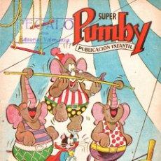 Tebeos: SUPER PUMBY AÑO III 1962 NUM. 10. Lote 54958469