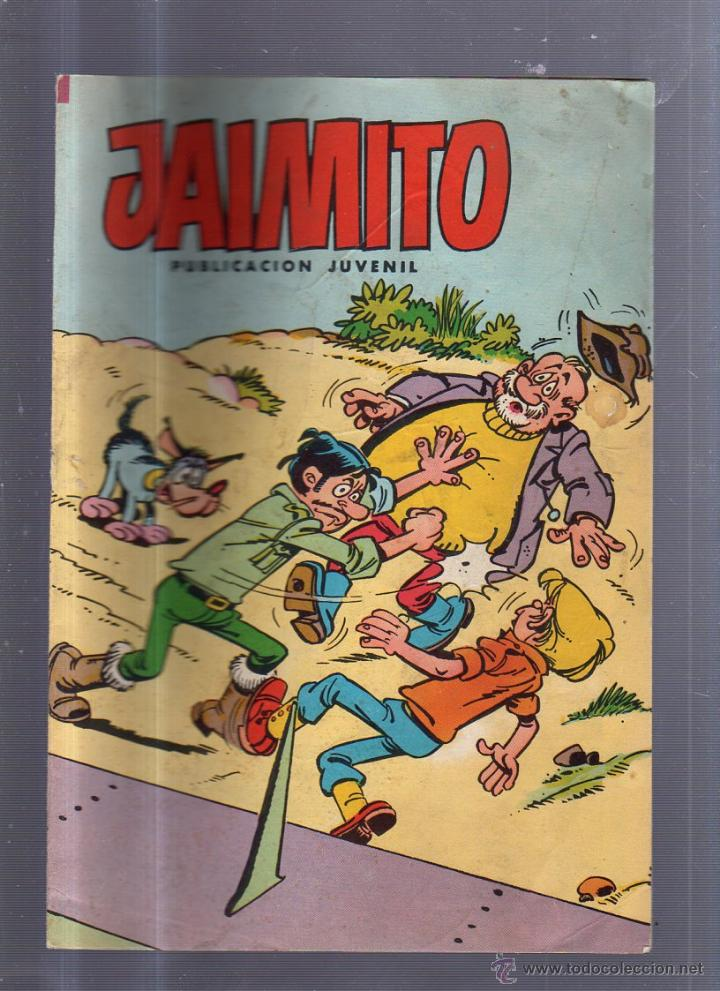 TEBEO JAIMITO. Nº 1653. PUBLICACION JUVENIL (Tebeos y Comics - Valenciana - Jaimito)