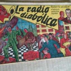 Giornalini: ROBERTO ALCAZAR Nº 5 - VALENCIANA . Lote 55107540
