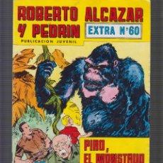 BDs: ROBERTO ALCAZAR Y PEDRIN EXTRA Nº 60. Lote 55123223