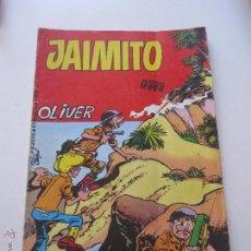 Tebeos: JAIMITO - Nº 1645 OLIVER CHIQUI DE LA FUENTE EL RAPTO DE M. GAGO VALENCIANA 1984 E8. Lote 55176761