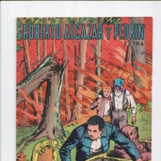 Tebeos: ROBERTO ALCAZAR EXTRA Nº 8 VALENCIANA 1965. Lote 55220770