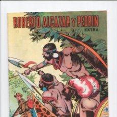 Tebeos: ROBERTO ALCAZAR EXTRA Nº 23 VALENCIANA 1965. Lote 55223003