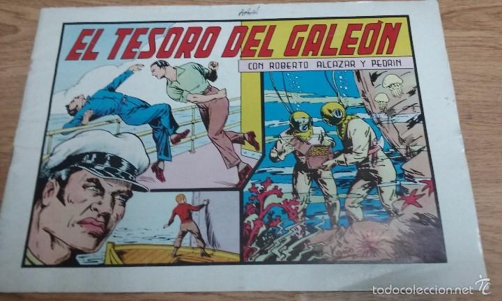ROBERTO ALCAZAR Y PEDRÍN Nº 70. EDITORA VALENCIANA AÑOS 80 (Tebeos y Comics - Valenciana - Roberto Alcázar y Pedrín)