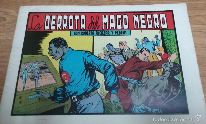 ROBERTO ALCAZAR Y PEDRÍN Nº 110. EDITORA VALENCIANA AÑOS 80 (Tebeos y Comics - Valenciana - Roberto Alcázar y Pedrín)