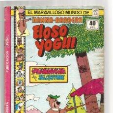 Tebeos - EL OSO YOGUI .- MARAVILLOSO MUNDO HANNA-BARBERA .- SELECCION AVENTURERA Nº 33 1979 - 55227365