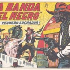 Tebeos: PEQUEÑO LUCHADOR 151. DE GAGO, AUTOR DE EL ESPADACHÍN ENMASCARADO, EL GUERRERO DEL ANTIFAZ, PURK. . Lote 55323896