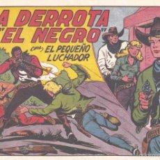 Tebeos: PEQUEÑO LUCHADOR 153. DE GAGO, AUTOR DE EL ESPADACHÍN ENMASCARADO, EL GUERRERO DEL ANTIFAZ, PURK. . Lote 55323965