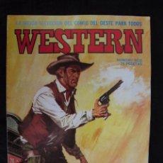 Tebeos: WESTERN - Nº 6 - ED. VALENCIANA 1982.. Lote 55367127