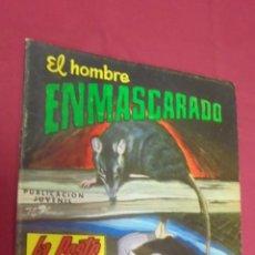 Tebeos: EL HOMBRE ENMASCARADO. Nº 17. COLOSOS DEL COMIC. EDITORIAL VALENCIANA.. Lote 55370034