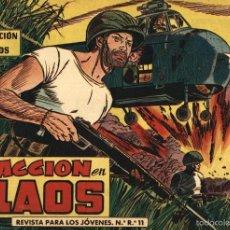 Tebeos: ARCHIVO (611) COLECCIÓN COMANDOS Nº 27 (VALENCIANA, 1954). PORTADA DE JOSÉ LUIS.. Lote 55789600
