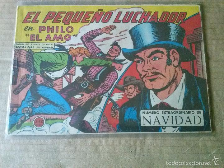 EL PEQUEÑO LUCHADOR Nº 212 EXTRAORDINARIO NAVIDAD - VALENCIANA - 17X24- TA (Tebeos y Comics - Valenciana - Pequeño Luchador)