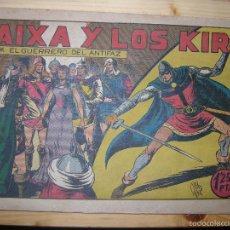 Tebeos: EL GUERRERO DEL ATIFAZ Nº88 AIXA Y LOS KIR DE EPOCA. Lote 56127082