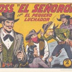 Tebeos: EL PEQUEÑO LUCHADOR 176. DE GAGO, AUTOR DE EL ESPADACHÍN ENMASCARADO, GUERRERO DEL ANTIFAZ, PURK. . Lote 55913918