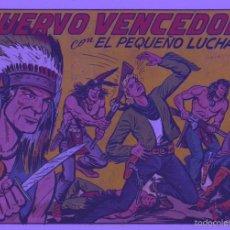 Tebeos: PEQUEÑO LUCHADOR 182. DE GAGO, AUTOR DE EL ESPADACHÍN ENMASCARADO, EL GUERRERO DEL ANTIFAZ, PURK. . Lote 56027897