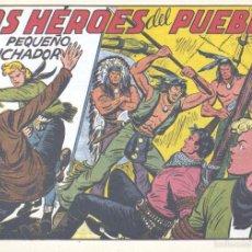 Tebeos: EL PEQUEÑO LUCHADOR 184. DE GAGO, AUTOR DE EL ESPADACHÍN ENMASCARADO, GUERRERO DEL ANTIFAZ, PURK.. Lote 56028047