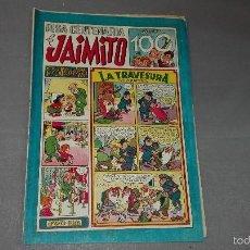 Tebeos: 1018- RISA CENTENARIA DE JAIMITO NUMERO 100 EDIT VALENCIA MUY BUEN ESTADO AÑOS 40-50. Lote 56040602