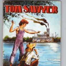 Tebeos: AVENTURAS DE TOM SAWYER - EDITORA VALENCIANA - AÑO 1981.. Lote 56043500