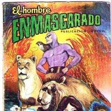 Tebeos: EL HOMBRE ENMASCARADO (VALENCIANA) Nº 3. Lote 56157905