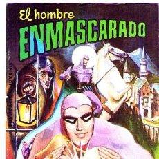 Tebeos: EL HOMBRE ENMASCARADO (VALENCIANA) Nº 5. Lote 56157923
