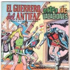 Tebeos: EL GUERRERO DEL ANTIFAZ EXTRA DE VACACIONES 1976. Lote 56173235