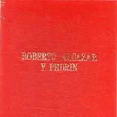 Tebeos: ROBERTO ALCAZAR Y PEDRIN 2ª EPOCA VALENCIANA 283 CUADERNOS COMPLETA EN 11 TOMOS SE ESTUDIAN OFERTAS. Lote 56195598