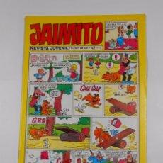 Tebeos: JAIMITO. REVISTA JUVENIL Nº 1560. AÑO XXXV EDITORIAL VALENCIANA. TDKC3. Lote 56207002