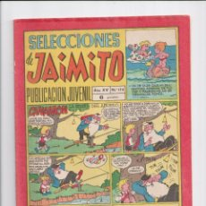 Tebeos: SELECCIONES DE JAIMITO Nº 174 VALENCIANA. Lote 56208235