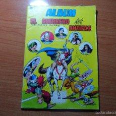 Tebeos: EL GUERRERO DEL ANTIFAZ ALBUM Nº 2 AÑO 1.981. ORIGINAL, EDITORIAL VALENCIANA . Lote 56249990