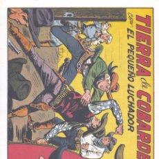 Tebeos: EL PEQUEÑO LUCHADOR 199. DE GAGO, AUTOR DE EL ESPADACHÍN ENMASCARADO, GUERRERO DEL ANTIFAZ, PURK. . Lote 56263203