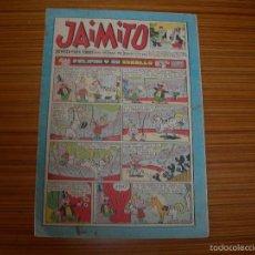 Tebeos: JAIMITO Nº 419 EDITA VALENCIANA . Lote 56267335
