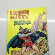 Tebeos: EL GUERRERO DEL ANTIFAZ EXTRA DE NAVIDAD. Lote 56275998